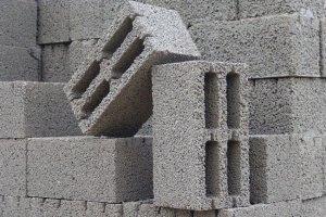 עבודות הבניה – סוגי בלוקים